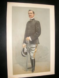 Vanity Fair Print 1902 The Duke of Aosta